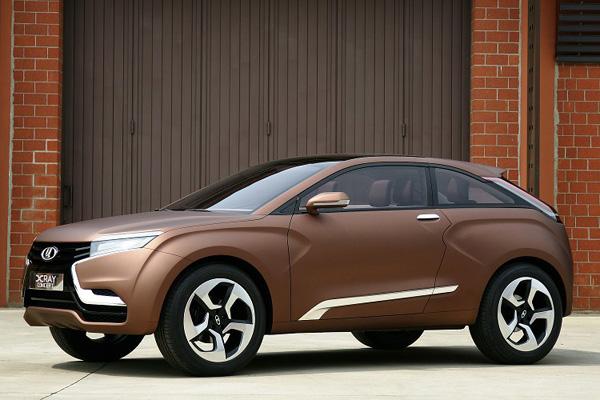 Lada XRay - реальное будущее «АвтоВАЗа»