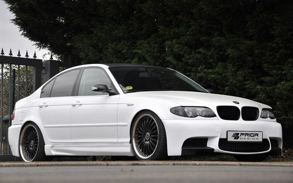 BMW 3-Series E46 в тюнинге Prior Design