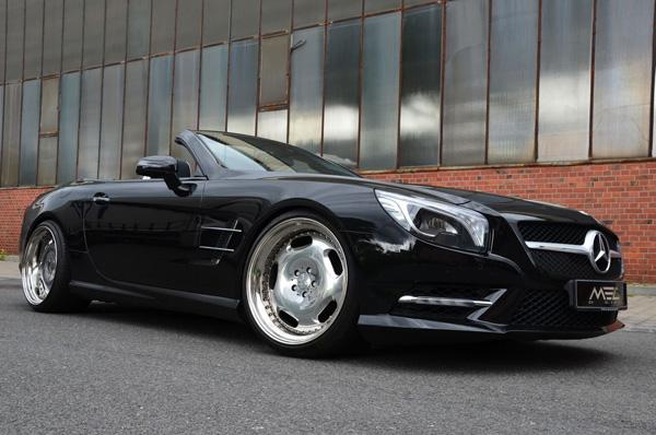 MEC Design немножко доработал Mercedes SL500