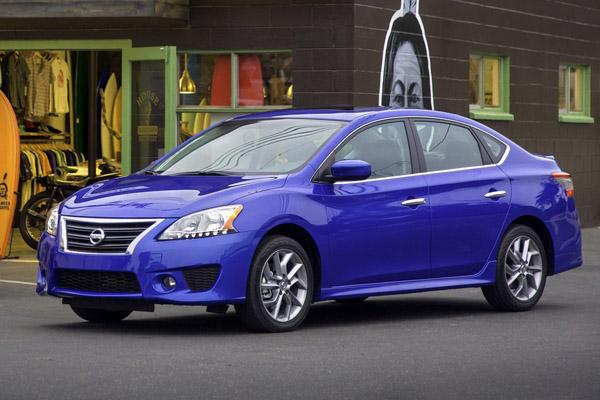 Nissan официально представил новую Sentra 2013