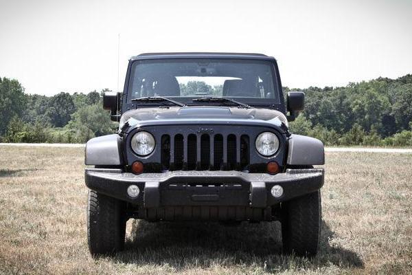 Jeep презентовал спецверсию Wrangler Moab Edition