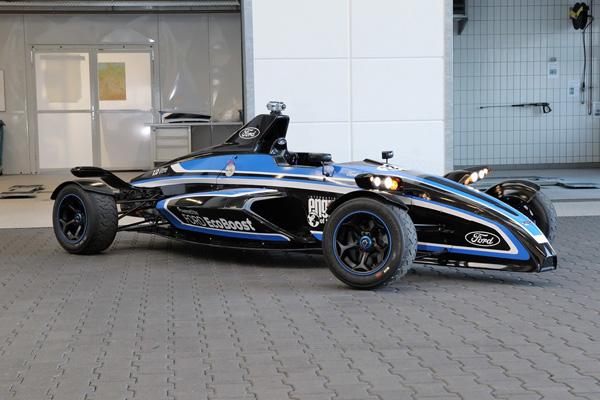 Formula Ford получила мотор 1.0 EcoBoost (205 л. с.)