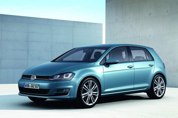 Volkswagen официально презентовал Golf 7