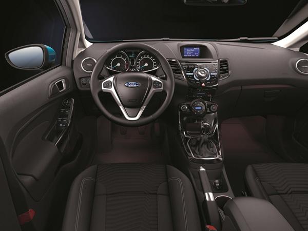 Ford рассекретил внешность новой Fiesta 2013