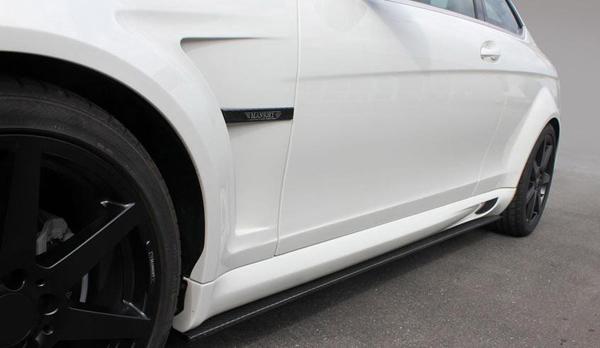 Экстравагантный Mercedes C-Class Coupe от Mansory