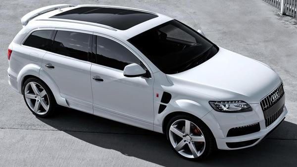 Audi Q7 Quattro 3.0 Diesel Wide Track от Kahn Design