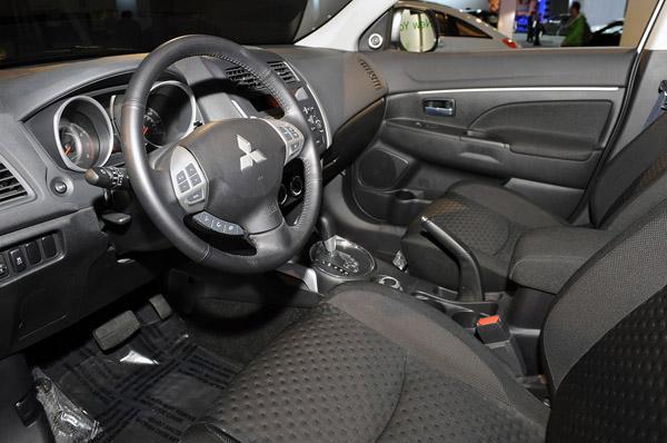 Продажи Mitsubishi ASX 2013 стартуют в этом году