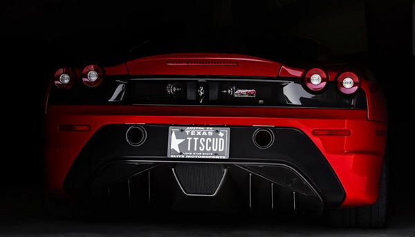 Ferrari F430 Twin Turbo от Underground Racing