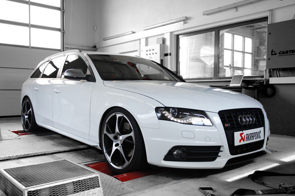 Techtec «перезарядил» Audi S4 и S5 3.0 TFSI
