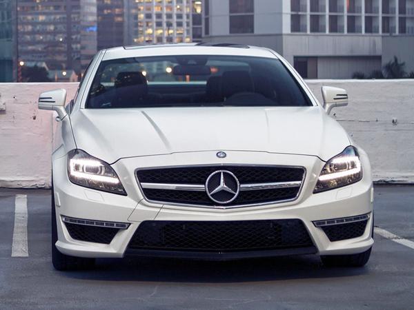 Renntech довел Mercedes CLS63 AMG до 700 л.с.