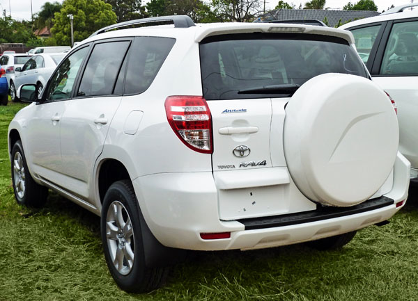 Toyota возродила RAV4 Altitude Special Edition