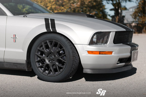 Ford Mustang American Dream от SR Auto Group
