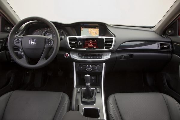 Honda объявила цены на новый Accord 2013