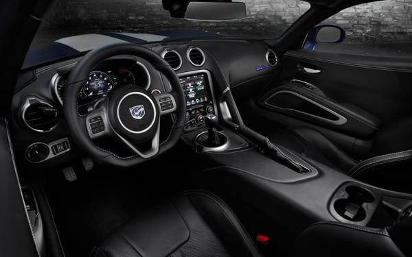 «Базовый» Dodge SRT Viper 2013 оценен в 99 390$