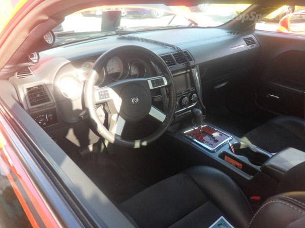 800-сильный Dodge Challenger SRT8 Twin-Turbo