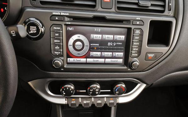 Kia Rio SX Special Edition – спецверсия для США