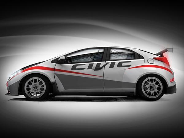 Специальное издание Civic «WTCC Edition» от Honda