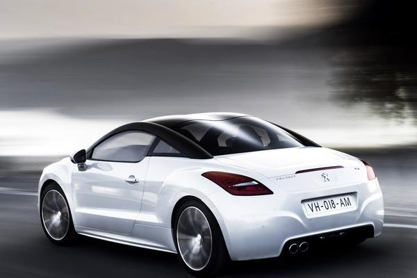 Peugeot представил новую версию купе RCZ