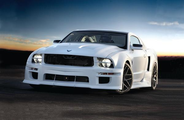 USAF X1 Ford Mustang GT от Galpin Auto Sports