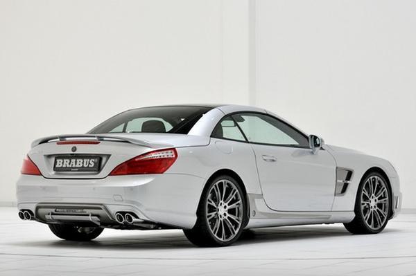 Brabus завершил работу над Mercedes-Benz SL 2013