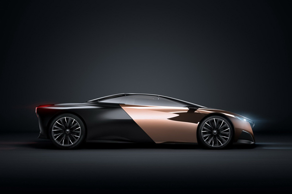 Peugeot Onyx – новые данные и фото