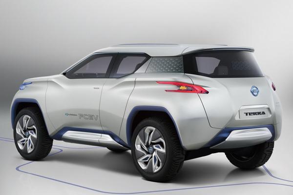 TeRRA – электрический кроссовер от Nissan