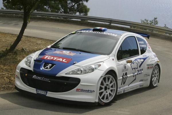 В Париж привезут раллийный Peugeot 208 R5