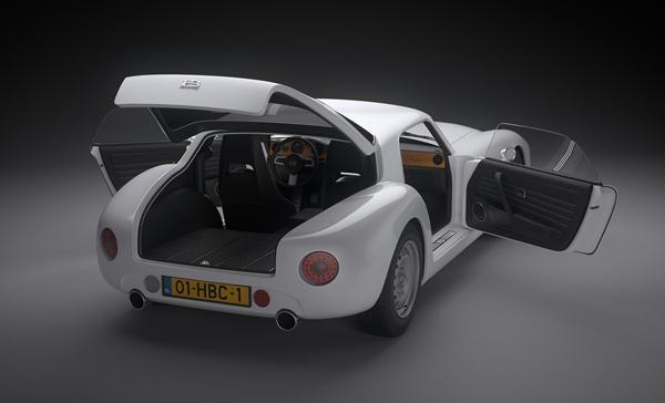 Спорткар Huet Brothers Coupe доступен для заказа