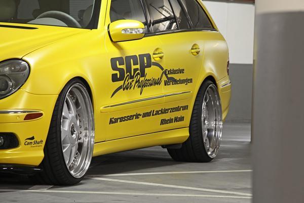 Mercedes-Benz E-Class Wagon W211 от ателье SCP