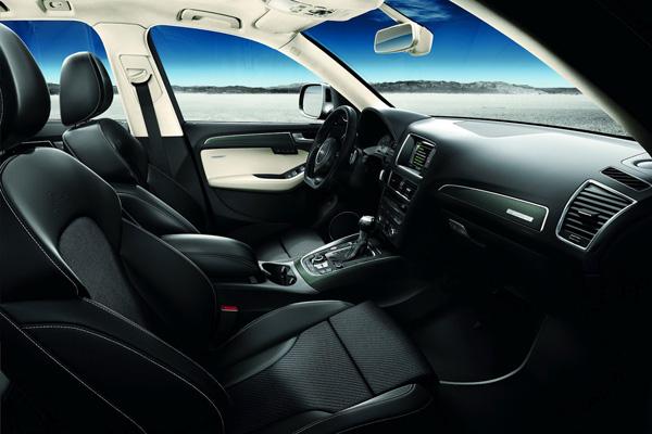Audi SQ5 TDI Exclusive Concept покажут в Париже