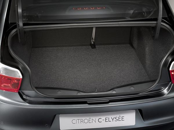 Citroen представит в Париже новый седан C-Elysee