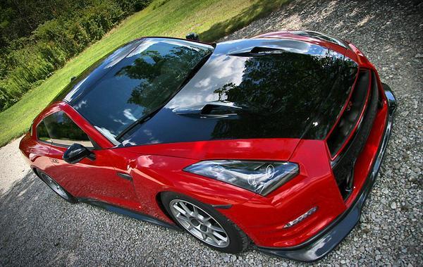 1400-сильный Nissan GT-R «Red Katana» от Switzer