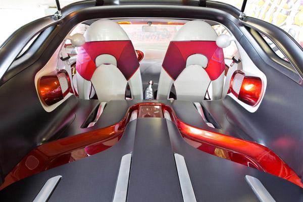 Smart ForStars Concept – кинотеатр на колесах