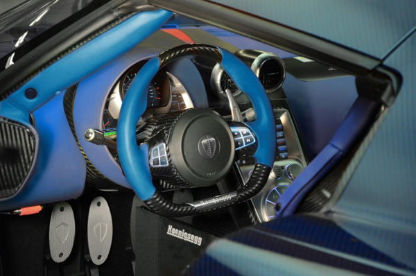 Koenigsegg построил уникальную Agera R BLT