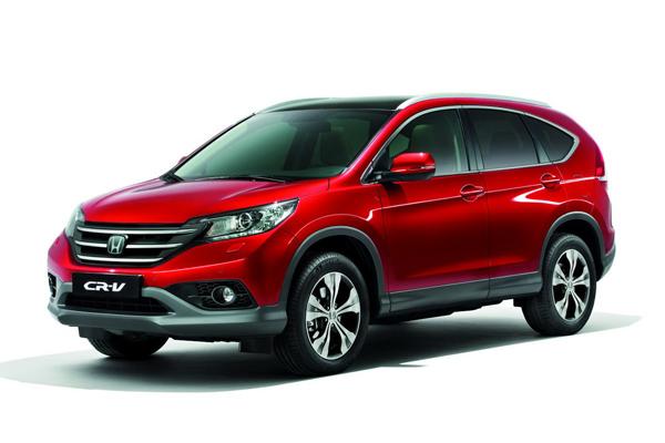 В Париже покажут Honda Civic 1.6 I-DTEC