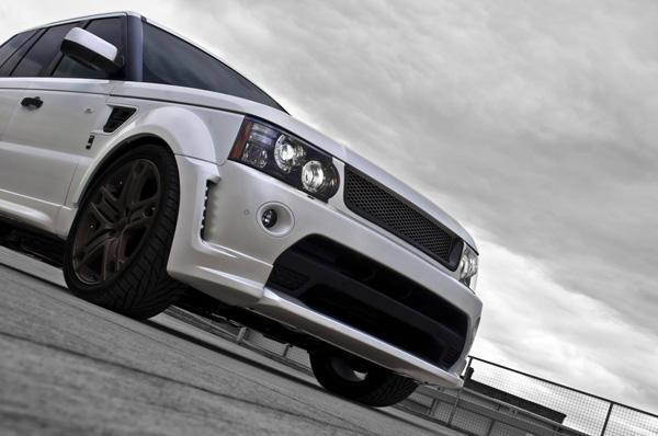 Range Rover Sport 3.0 SDV6 RSE от Kahn Design