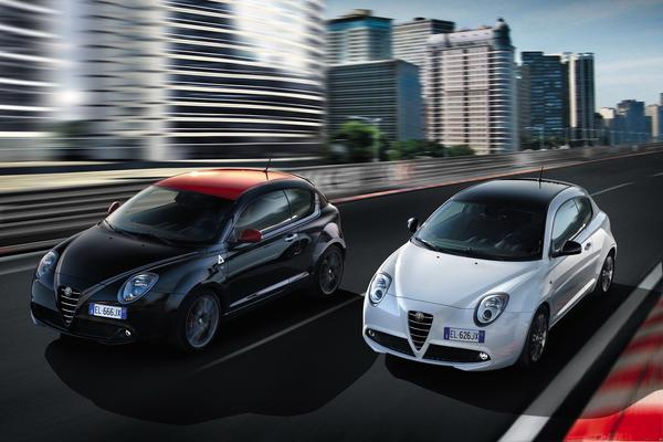 Alfa Romeo представила MiTo «SBK Limited Edition»