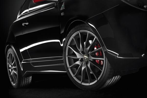 Alfa Romeo представила MiTo «SBK Limited Edition»