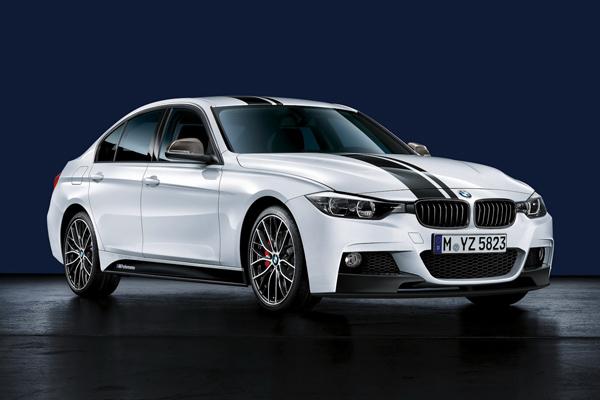 Дизельные BMW получат аксессуары M Performance