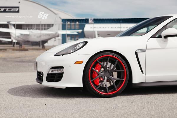Porsche Panamera GTS Crimson Crusader от SR Auto