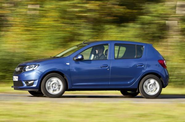 Премьера нового Dacia Sandero состоится в Париже