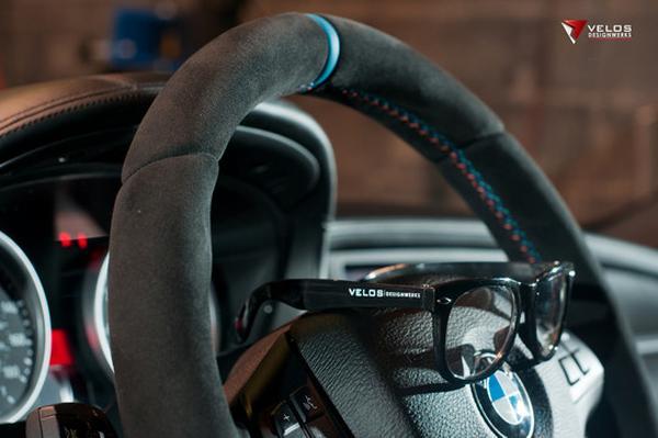 BMW X5M в тюнинге Velos Designwerks