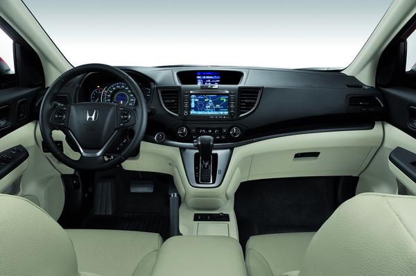 Стали известны цены Honda CR-V 2013 для Британии