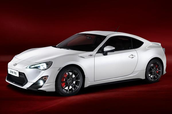 Toyota подготовит пакет улучшений для Toyota GT86