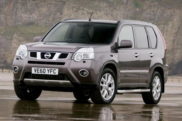 В России начались продажи Nissan X-Trail Platinum