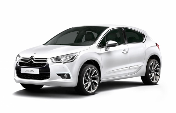 Citroen представит DS4 и DS5 Pure Pearl Edition