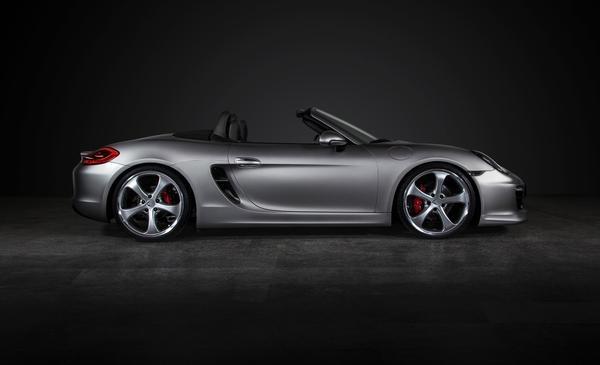 Пакет индивидуализации Porsche Boxster от TechArt