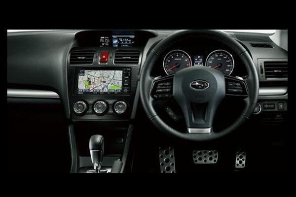 Первые изображения нового Subaru Forester 2014