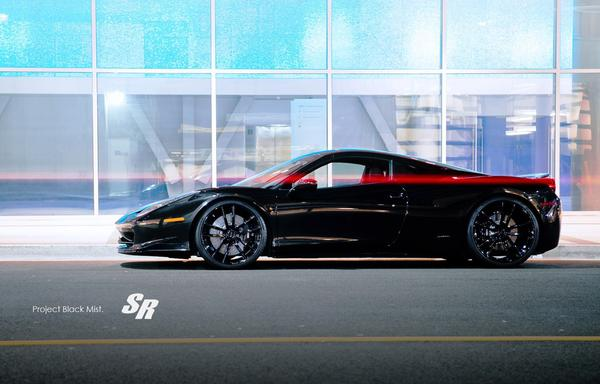 Ferrari 458 Italia «Black Mist» от SR Auto