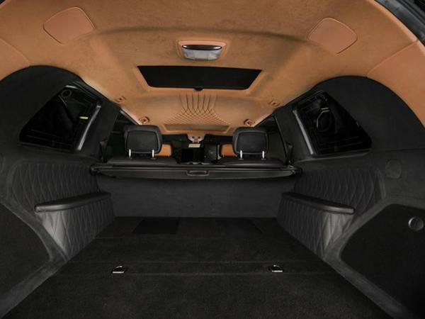 Mercedes-Benz GL-Class в тюнинге Vilner